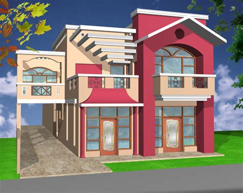 home design experts house elevation gharexpert