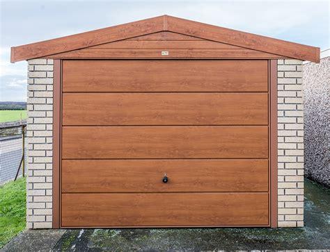 Garage Door Fascia Hollybush Buildings Garage Doors