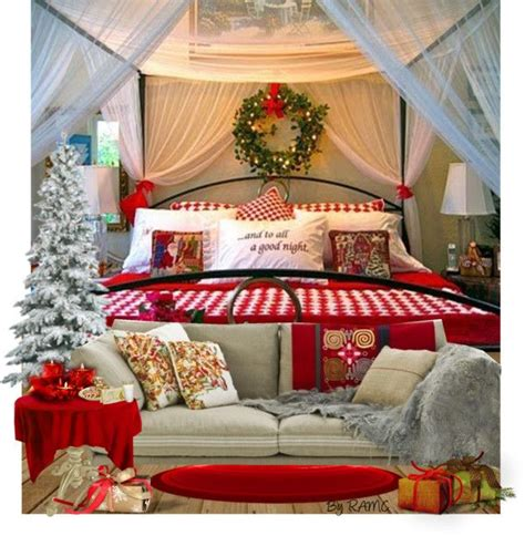 25 unique christmas bedroom ideas on pinterest