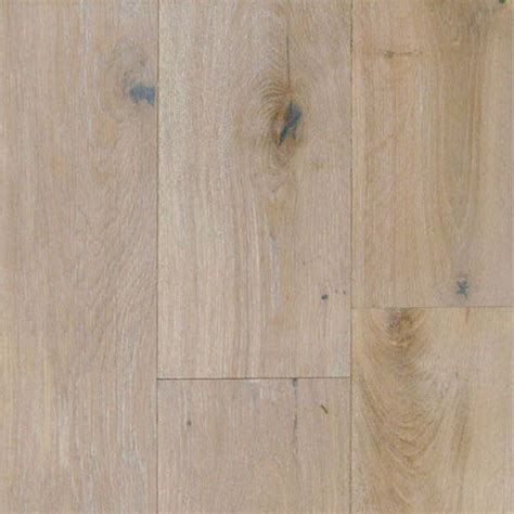 wide plank engineered wire brushed provence white oak wood floors