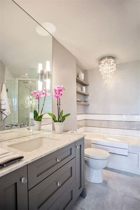 17 Best Ideas About Gray Bathrooms On Restroom