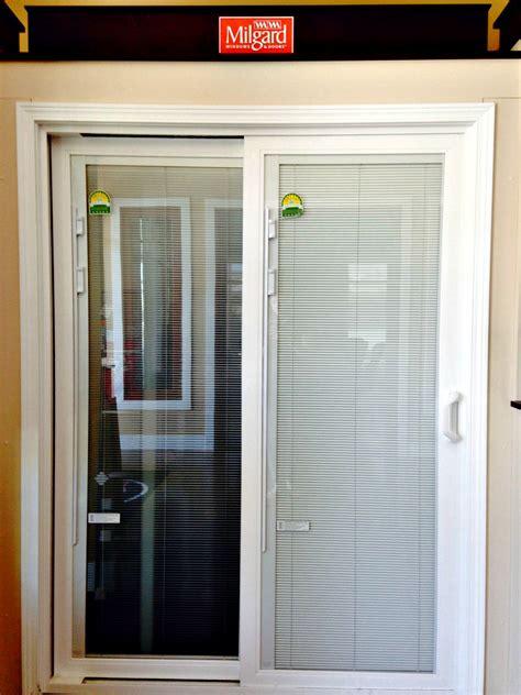 Milgard Patio Door What Are Milgard Blinds California Energy Services El Dorado Ca