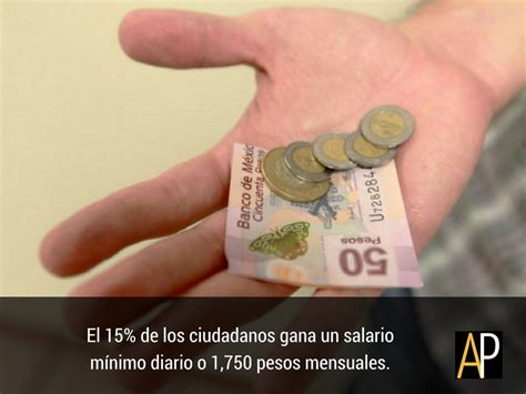 qui n gana un salario m nimo en m xico grupo milenio mexicanos tienen secundaria ganan 230 d 243 lares y la mitad