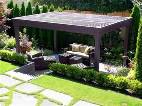 Build pergola itself ? Garden Design Ideas   Interior