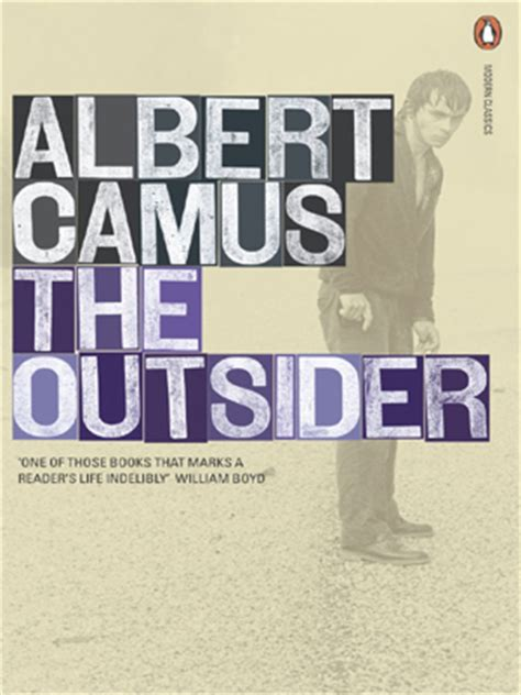 libro the outsider penguin modern cultfiction