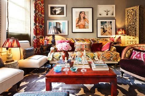 tribal pattern room going global 12 tribal print spaces california home