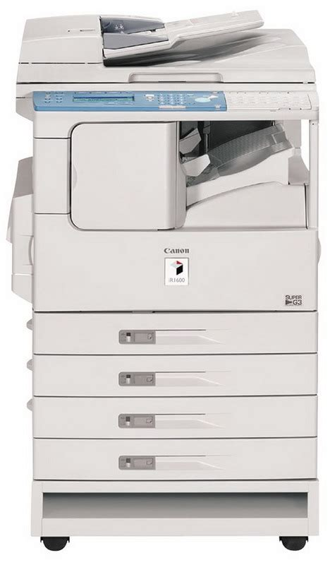 Modul Printer Ir 1600 canon ir1600 ir2000 imagerunner copier service manual parts cat