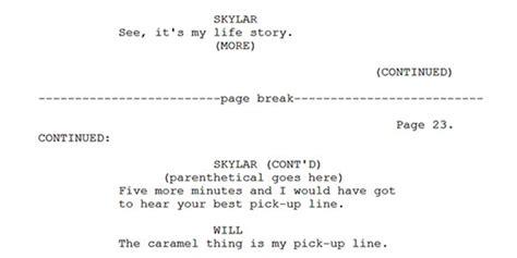 format makalah pendek cara membuat skenario film pendek yang benar contoh dan