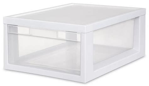 sterilite medium modular white drawer walmart ca