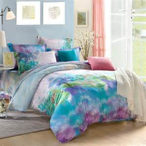 Shop popular teal purple bedding from china aliexpress