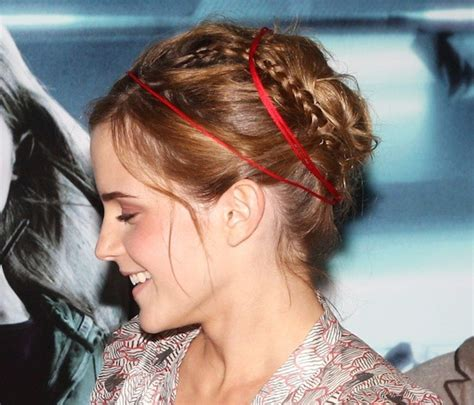 emma watson hairdos easy step by step 7 easy elegant hairstyles inspired by the lovely emma watson