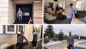 christiano ronaldo haus cristiano ronaldo is presenting his home in madrid