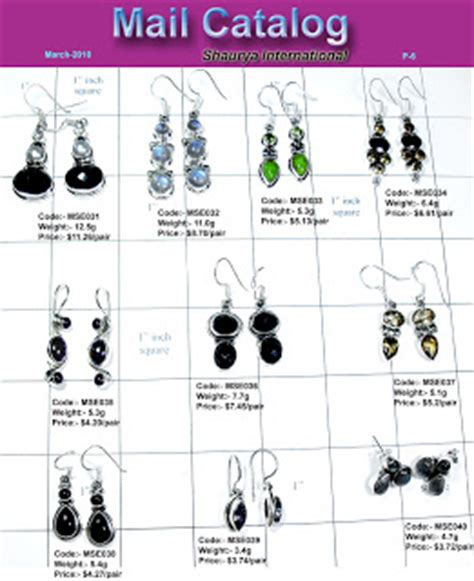 free jewelry catalogs mail wholesale silver jewelry with gemstones by quot shaurya