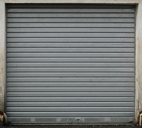 doorsrollup0012 free background texture door garage metal rollup light gray grey desaturated