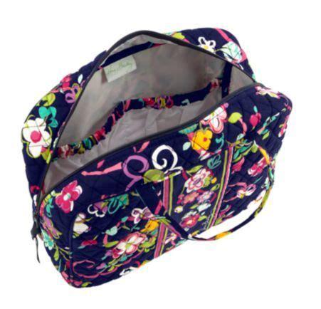 small handbags vera bradley grand cosmetic