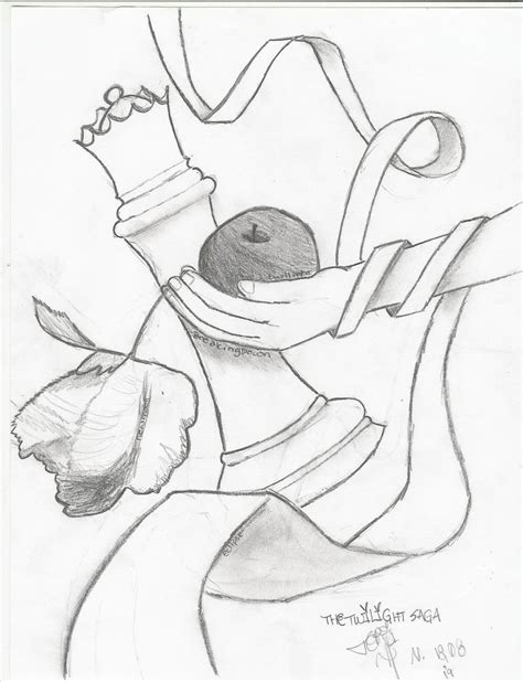 Twilight Anime Drawings