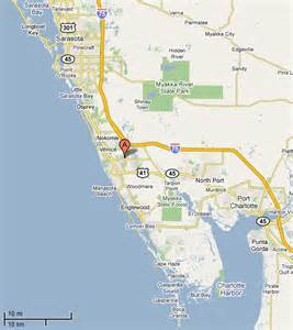 venice florida map images and places pictures and info venice florida map