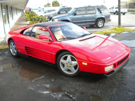 Ferrari 348 Performance by 1990 Ferrari 348 Ts Performance Maintenance