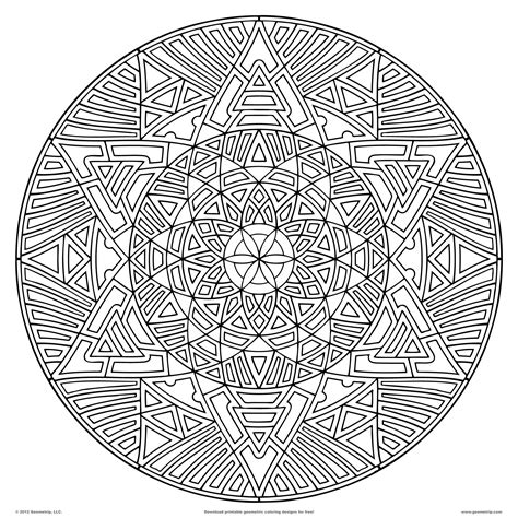 abstract patterns coloring pages pdf geometric coloring pages download pdf jpg coloring