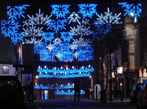 file photographing the gloucester christmas illuminations