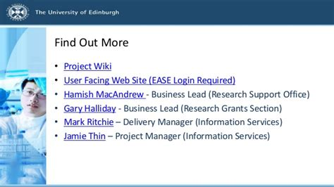 Edinburgh Business School Mba Review by Piloting Major Business Change Worktribe Research