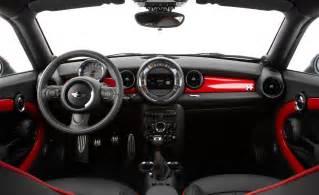 Mini Cooper Coupe Interior Car And Driver