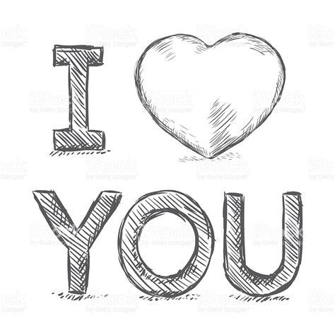 imagenes de la palabra i love you vector l 225 pis desenho ilustra 231 227 oi love youfrase em ingl 234 s