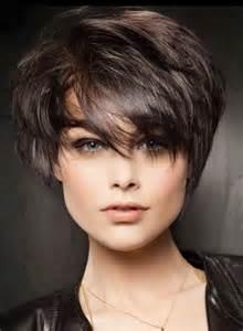 coupe de cheveux tete ronde