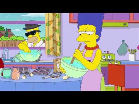 breaking bad couch gag breaking the simpsons predict ebola virus simpsons full