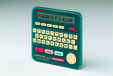 Dictionnaire Scrabble Trendyyy