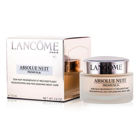 Lancome Absolue Nuit lancome absolue nuit premium bx regenerating and