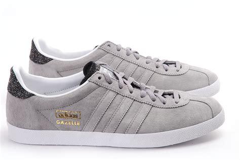 mens adidas gazelle og originals smart casual leather