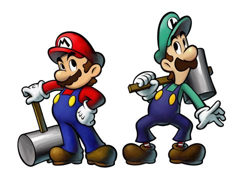 mario and luigi mario luigi keep it simple to great success mario
