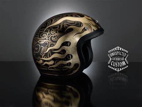 custom helmet design online custom helmet quot el maya quot the rich and luxurious design of