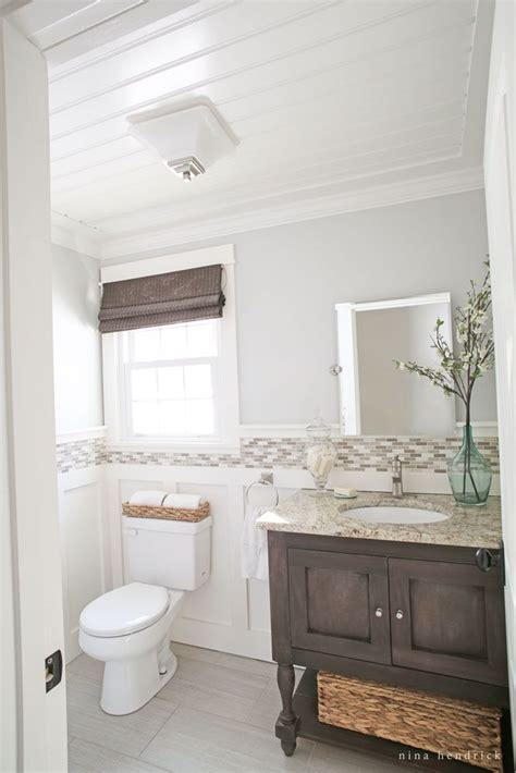 condo badezimmerideen best 25 bead board bathroom ideas only on