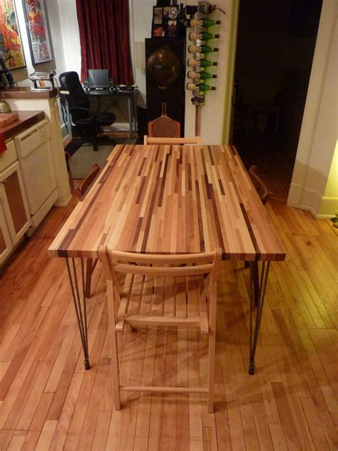 Dining room tables bench