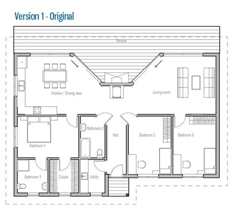 rest house design floor plan rest house design floor plan