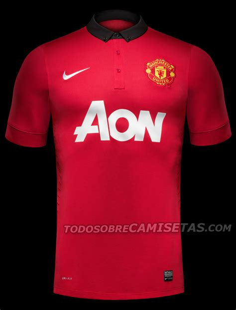 Jersey Manchester United Great Ori jersey manchester united 2013 2014 aon bolanesia
