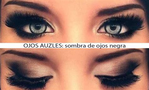 imagenes de ojos pintados con sombras combinar sombra de ojos seg 250 n el color de tu piel y de tus
