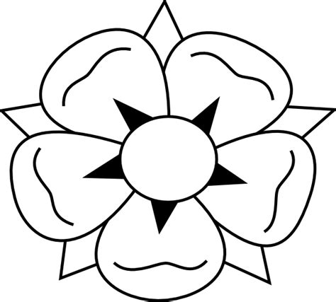 clipart of flowers coloring pages hawaiian flowers cliparts co