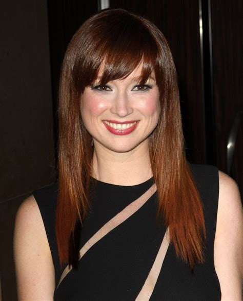 ellie kemper hair color in a box beautiful celebrities who have dark red hair aelida