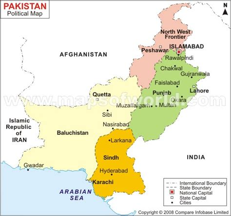 where is pakistan on the map qur an bible