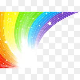 Decorated by Rainbow Background Png Vectors Psd And Icons For Free