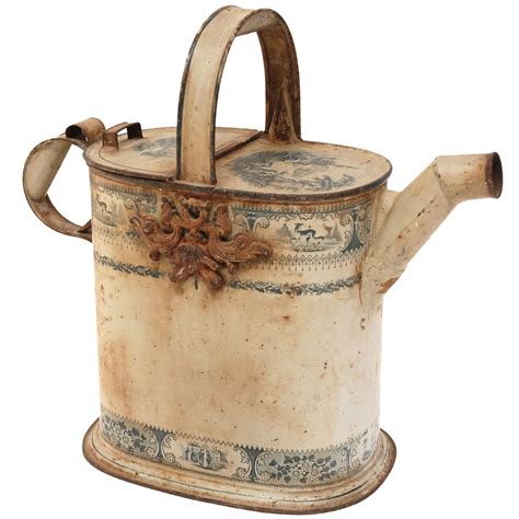 decorative watering cans antique watering can at 1stdibs