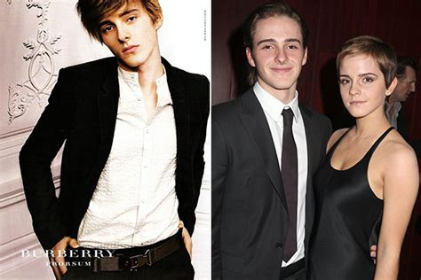 emma watson siblings emma watson brother alex burberry model pictures