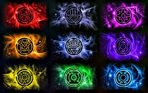 Image Gallery lantern corps
