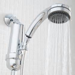 the best shower filter for water to achieve not