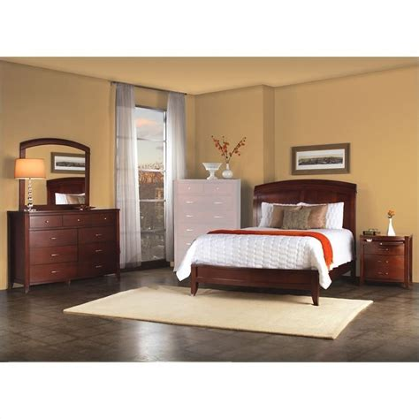 low profile bedroom sets modus furniture brighton wood low profile sleigh bed 4