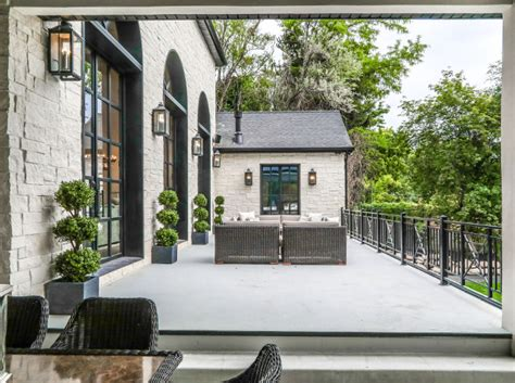 modern french chateau style custom home design home