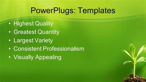 plants themes for powerpoint 2007 free download powerpoint templates free plants image collections
